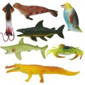 Sunman Okyanus Hayvanları Poşetli