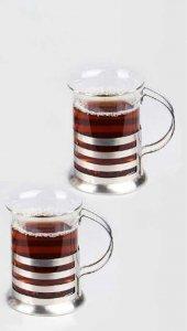 Cam Çay Bardağı Kupa Kahve Bardağı