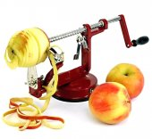 Elma Soyma Ve Dilimleme Makinesi