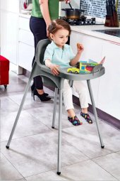 Orzo Mama Sandalyesi Antrasit Gri Mob00189