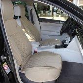 Mercedes W205 C Serisi SPACE Elegance Minder 5 li Set Ön ve Arka Takım BEJ RENK
