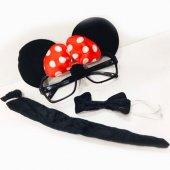 Minnie Mouse Kostüm Seti