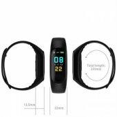 M3 Smart Akıllı Bileklik Saat Kalp Atış Hızı Ve...