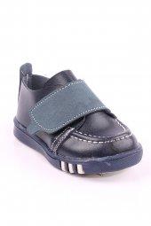 Akıllı Şirin Ortopedik İlk Adım Erkek Çocuk Mevsimlik Ayakkabı Lacivert Haki