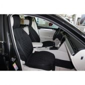 Volkswagen Amarok SPACE Elegance Minder 5 li Set Ön ve Arka Takım SİYAH RENK 2011