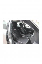 Volkswagen Beetle SPACE BUMERANG Minder 2 li Set Ön Takım SİYAH GRİ ŞERİTLİ 2012