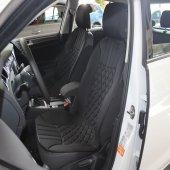 Volkswagen Golf 6 SPACE Elegance Minder 5 li Set Ön ve Arka Takım GRİ RENK 2006-2013