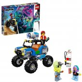 LHD70428 Hidden Side Jackin Plaj Arabası / 170 pcs/ +7 yaş / LEGO
