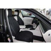 Volkswagen Touareg SPACE Elegance Minder 5 li Set Ön ve Arka Takım SİYAH RENK 2011