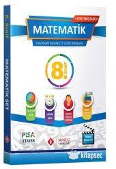 2021 8. Sınıf Lgs Matematik Modüler Set Yeni Sonuç Yayınları