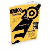 Hız Yayınları 5. Sınıf Fen 20 Li Deneme