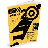 Hız Yayınları 5. Sınıf Matemetik 20 Li Deneme...
