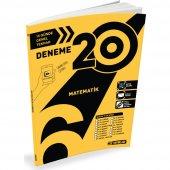 Hız Yayınları 6. Sınıf Matematik 20 Li Deneme...
