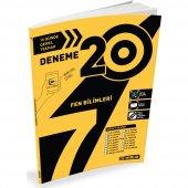 Hız Yayınları 7. Sınıf Fen Bilimleri 20 Li...