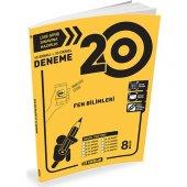 Hız Yayınları 8. Sınıf Fen Bilimleri 20 Li...