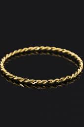 Altın Kaplama Bilezik