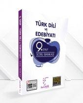 Karekök Yayınları 9.Sınıf Türk Dili ve Edebiyatı  Soru Bankası