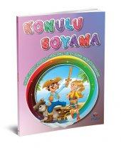 Koza Yayınları Konulu Boyama Kitabı 80 Sayfa