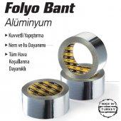 Alüminyum Folyo Bant 48mm X 25 Metre