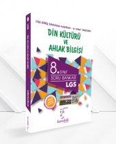 Karekök Yayınları 8.Sınıf Dİn Kültürü ve Ahlak Bilgisi Soru Bankası