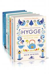 Mutlu Yaşam Felsefesi Seti – Motivasyon Kitapları (Ciltli - Renkli ve Resimli 6 Kitap)
