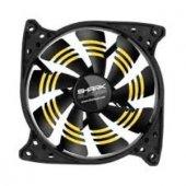 Sharkoon Shark Blades 120mm Sarı PC Fanı OUTLET