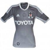 Beşiktaş 2013/2014 Çocuk Gri Maç Forması D03365