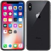 Apple İphone X 64 Gb Siyah Cep Telefonu Teşhir...