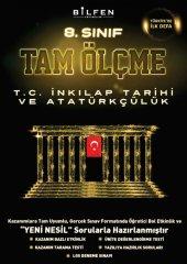 8. Sınıf T.C. İnkılap Tarihi ve Atatürkçülük Tam Ölçme - Bilfen Yayıncılık