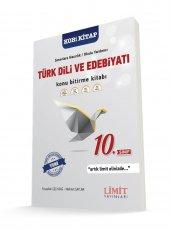 10. Sınıf Türk Dili ve Edebiyatı Konu Bitirme Kitabı