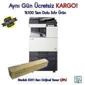 Sindoh D311 Sarı Orijinal Toner 24.000 Sayfa