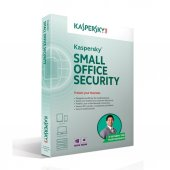 Kaspersky Small Office Security 10Pc+10Md+1Fs 3 Yıl