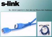 S-link SL-3010 Usb 1.5mt 3.0 Hdd Kutu Kablosu