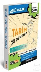 2020 KPSS Süvari Tarih Tamamı Çözümlü 20 Deneme/Hamza