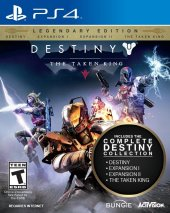 Ps4 Destiny The Taken King Orjinal Oyun Sıfır Jelatin
