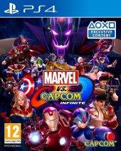 Ps4 Marvel Vs Capcom Orjinal Oyun Sıfır Jelatin