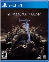Ps4 Shadow Of War Orjinal Oyun Sıfır Jelatin