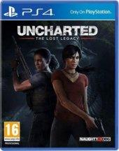 Ps4 Uncharted Kayıp Miras Orjinal Oyun Sıfır Jelatin