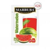 Mahbuba Karpuz Soğuk Toz İçecek Meyve Suyu 24 x 1.5 Litre