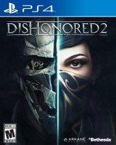 Ps4 Dishonored 2 Sıfır Jelatin