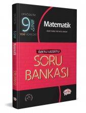 Editör 9.Sınıf Matematik Özetli Lezzetli Soru Bankası