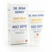Dr. Rena Dermo Keçi Sütlü Cilt Bakım Maskesi 150 ML