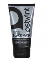 Ostwint Soyulabilir Siyah Maske 150 ML