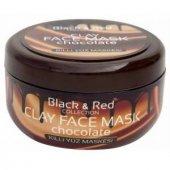 Black & Red Killi Yüz Maskesi Çikolatalı 400gr