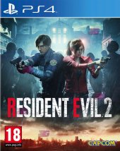 Ps4 Resident Evil 2 Orjinal Oyun Sıfır Jelatin