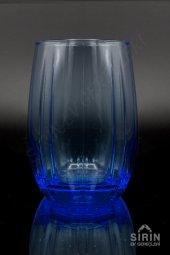 Linka 3lu Mavi Küçük Su Bardağı