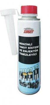 Autokit Benzik Yakıt Katkısı Enjektör...