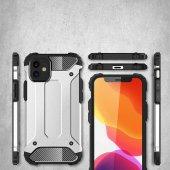 Apple İphone 12 Pro (6.1) Sert Zırh Çift...