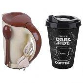 HomeCare 220 Volt Plastik Kettle Mug Bardak Seti 712643