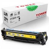 HP LaserJet CM1312nfi CB542A Sarı Muadil Toner